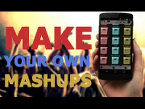 Video of Easy DJ Mashup/Remix Tool Free