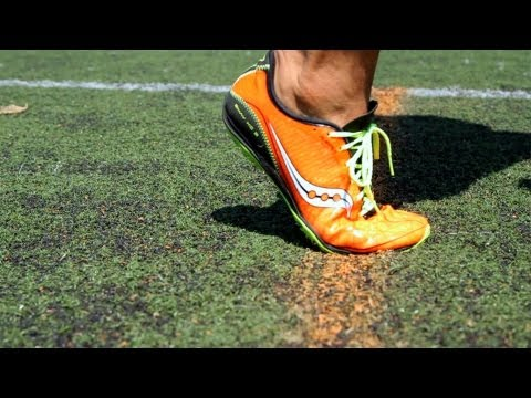 How to Have Proper Foot Strike | Sprinting