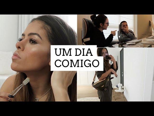 MINHA ROTINA NO ESCRITÓRIO | RAYZA NICÁCIO - Rayza Nicácio