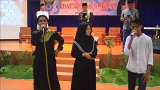 Video Charly feat.  Regina & Restu - Kebesaran Mu [LIVE] at Darussalam Ciamis MP3, 3GP, MP4, WEBM, AVI, FLV Oktober 2018