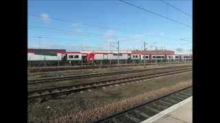 Thorne United Kingdom  City pictures : TRAINS IN DONCASTER AND THORNE NORTH IN U.K.
