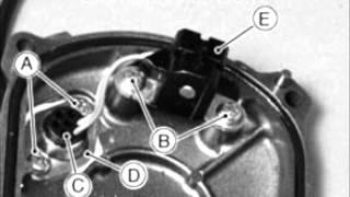 9. Sensors for 2007 Kawasaki Ultra 250x
