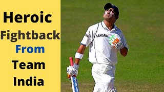 India Vs New Zealand 2nd Test 2009 at Napier - Full Highlights