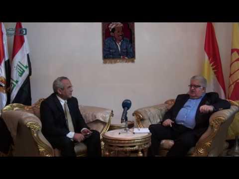 مصر العربية | شيركو حبيب: حكومات العراق همشت الأكراد