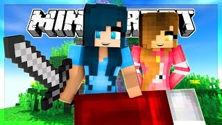 WHY CAN'T YOU SEE US? THE MOST INTENSE GAME EVER!! | Minecraft BED WARS
