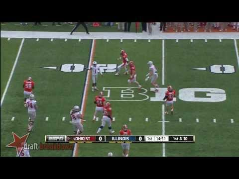 Braxton Miller vs Illinois 2013 video.