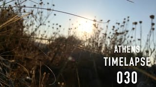 Timelapse 030 - Athen's Afternoon Sun