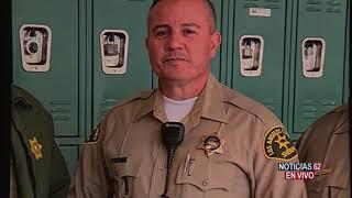 Sospechoso en manos del sheriff de Los Ángeles – Noticias 62 - Thumbnail