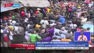 Jinsi Polisi Walivyowashambulia Wakaazi Wa Huruma Wakati Wa Ziara Ya Vinara Wa CORD