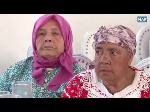 المبادرة الوطنية للتنمية البشرية..تنظيم فطور تضامني بالمركز الاجتماعي عين عتيق بمناسبة عيد الفطر