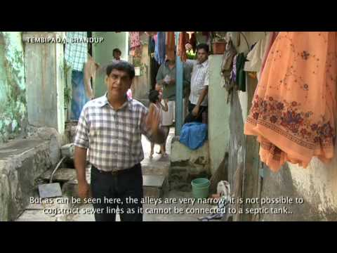 A documentary film on Slum Sanitation in Mumbai by Girish Menon, produced by PRATHA - PART 2/2