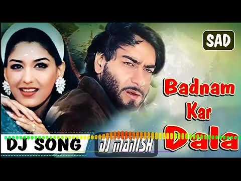 Video Bewafa Tune Tune Pyar Me Badnam Kar Dala ReMix   Sad Song   DjManish Mix download in MP3, 3GP, MP4, WEBM, AVI, FLV January 2017