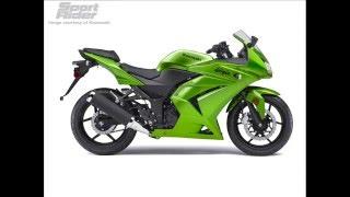 11. 2012 Kawasaki Ninja 250R Review And Specifications