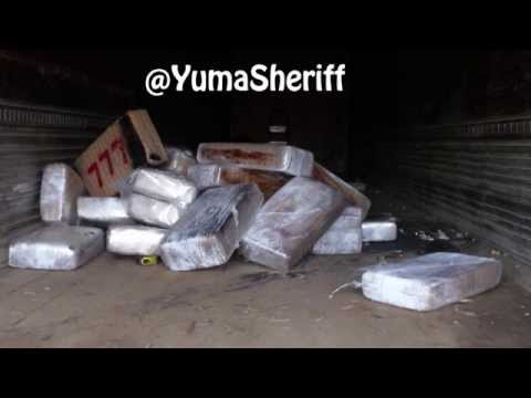 Yuma County drug busts