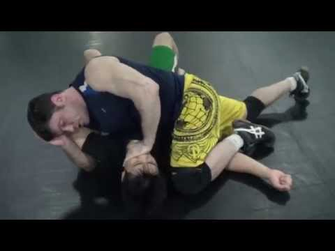 Learn Top Mounted Crucifix Position Grappling Catch Submissions Jiu-jitsu & MMA Striking! (видео)
