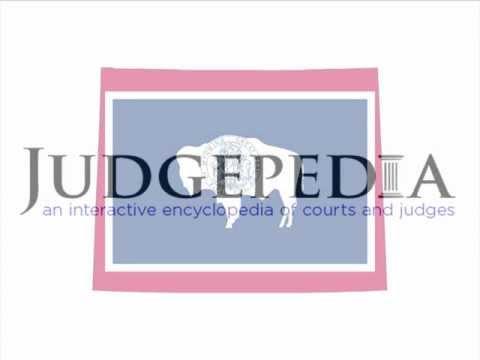 Wyoming courts   Judgepedia
