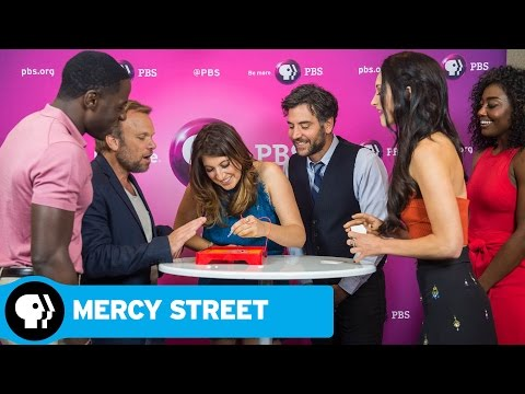 MERCY STREET   Season 2: Cast Plays Operation!   PBS