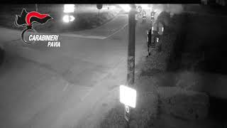 Pavia: a Vigevano vigile del fuoco piromane incastrato dalle telecamere. Denunciato dai CC