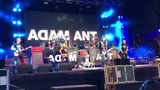 Adam Ant - 'Ants Invasion' Let's Rock Southampton 7/7/2018