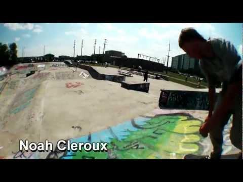 Go Skateboarding Day 2012 Legacy Skatepark Ottawa