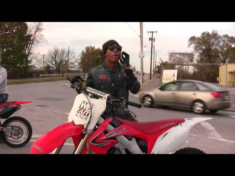 Day in The Life - This is a day in the life for notorious baltimore dirtbike rider Chino as he does his thing on the bike and chills with some of the realest riders in baltimo...