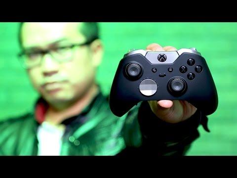 On vous fait découvrir la manette Xbox One ELITE [Vidéo Unboxing]