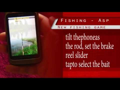 Video of Fishing - Asp 3D FREE
