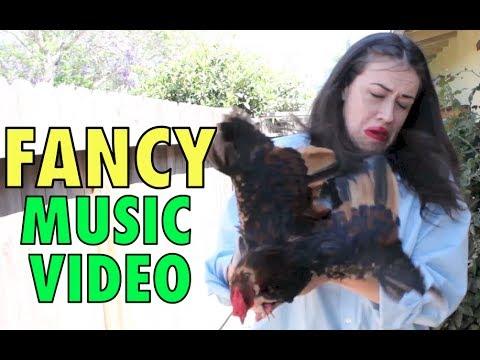 Iggy Azalea – Fancy – Miranda Sings Cover