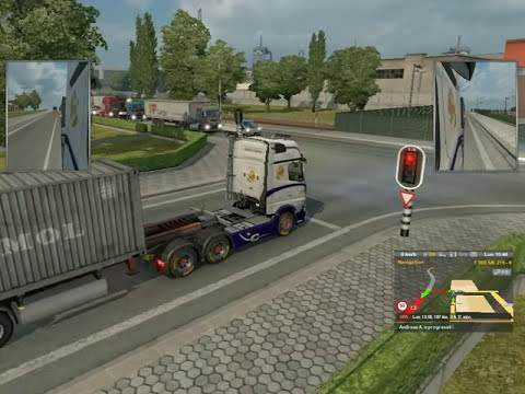 More Traffic More Trucks Skinned v2.1 By TruckZone