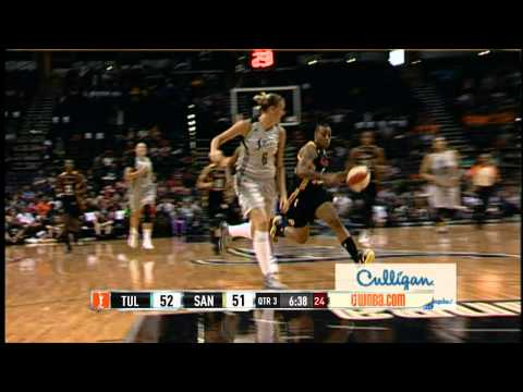 Riquna Williams' 51 points Sets WNBA Record! - Shock vs. Silver Stars