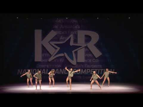 Best Lyrical // THINKING OUT LOUD - FABULOUS FEET THE COMPANY [Little Rock, AR]