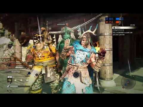 For Honor- The Depressed Alcoholic Lawbro