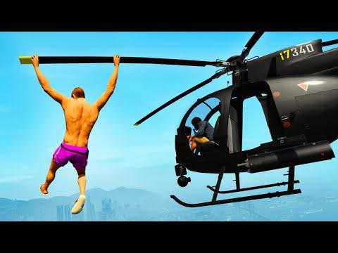 GTA 5 FAILS: EP. 35 (GTA 5 Funny Moments Compilation) (видео)