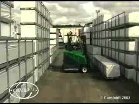 Narrow Aisle Forklift - Combilift Combi-CB