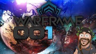 WARFRAME • [001] Zwerg in Warframe! • Let's Play Warframe deutsch
