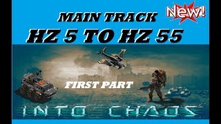 INTO CHAOS - Main Track HZ 5 to HZ 55 . GabyKatut Shop , take a lock at ...