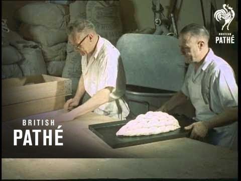 Bread Sculptor (1957)
