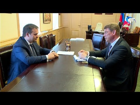 Газета «Новгородские ведомости» опубликует большое интервью с Андреем Никитиным