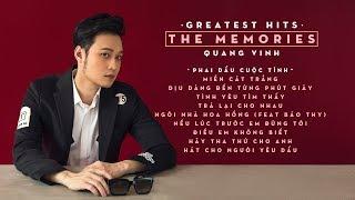 Download Lagu Quang Vinh - Greatest Hits/ The Memories (Album Audio) Mp3
