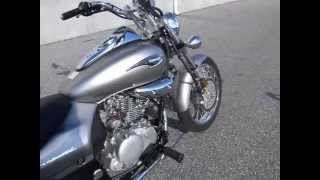 7. 2009 Kawasaki Eliminator Stock #9-4550 demo ride & walk around @ Diamond Motor Sports