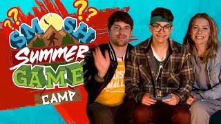 CRAZY SMORES W/ IAN (Smosh Summer Games)