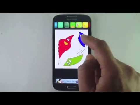 Video of Coloring Book 2 (lite)