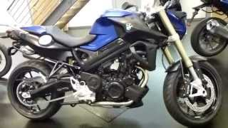7. 2016 BMW F 800 R 90 Hp 200+ Km/h 124+ mph * see also Playlist