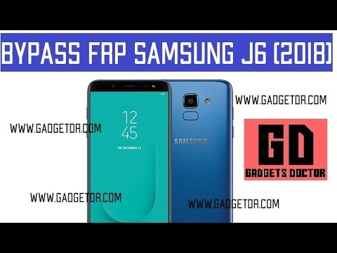 Bypass FRP Google Account Samsung Galaxy J6 (2018) Remove FRP - Музыка для  Машины