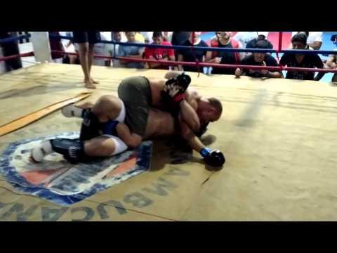MMA Amador - Anderson Barata vs Leandro Ferreira