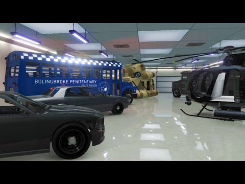 GTA 5 - ANY VEHICLE FREE IN YOUR GARAGE! (GTA 5 ONLINE)