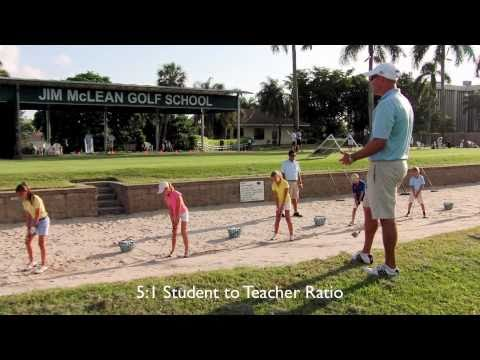 Jim McLean Junior Elite Golf Camps