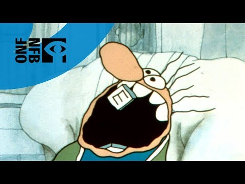 nfb - This wonderfully wacky animation film is a look at two simultaneous conflicts, the macrocosm of global nuclear war and the microcosm of a domestic quarrel, a...
