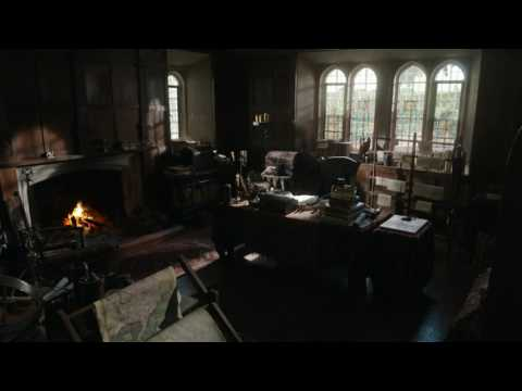 Wolf Hall ASMR - Thomas Cromwell's Home Office at Austin Friars in London