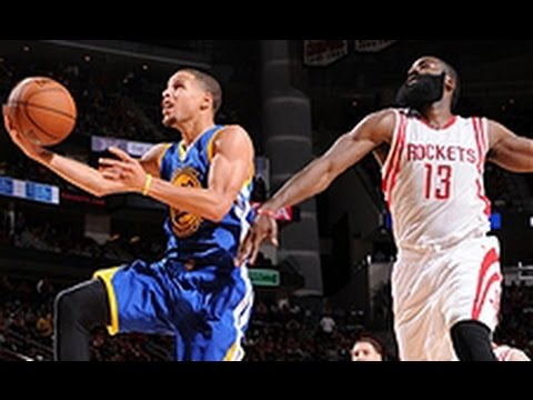 Video: Stephen Curry Scores Double-Double in WIn